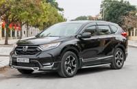 Honda CR-V 7 chỗ giảm giá gần 200 triệu tại Việt Nam