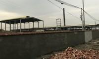 CTy Thanh Hà bị đình chỉ thi công, vẫn cố xây dựng không phép ở Thanh Oai: Hợp thức hóa sai phạm?