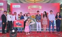 Vinasun trao giải thưởng đặc biệt trị giá 1,1 tỷ đồng cho khách hàng