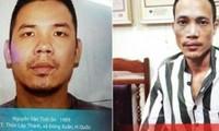 Hai tử tù trốn trại gây rúng động dư luận chuẩn bị hầu tòa