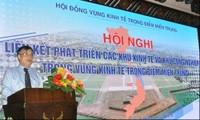 Vùng kinh tế  trọng điểm miền Trung: Cần tăng cường tính liên kết để phát huy các tiềm năng