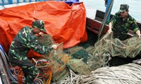 Ngăn chặn tận diệt thủy hải sản ở các vùng ven biển