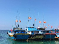 Dùng vệ tinh để kiểm soát tàu cá đánh bắt trái phép