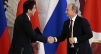 Nga, Nhật cam kết giải quyết tranh chấp lãnh thổ