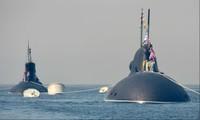 Tàu ngầm thế hệ 5 của Nga trang bị tên lửa siêu thanh?