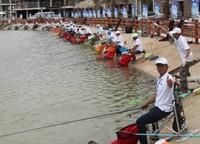 """330 cần thủ so tài """"Giải câu cá Quốc tế FLC Sầm Sơn 2018"""""""