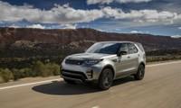 Land Rover Discovery 2019 với động cơ và công nghệ an toàn mới