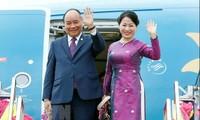 Thủ tướng kết thúc tốt đẹp chuyến tham dự ACMECS 8 và CLMV 9