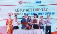 """TMS Group """"bắt tay"""" MB Bank đón sóng thị trường Vĩnh Phúc"""