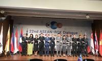 ASEAN - Hàn Quốc đặt mục tiêu kim ngạch thương mại 200 tỉ vào năm 2020