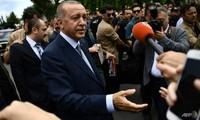 Ông Erdogan tái đắc cử Tổng thống Thổ Nhĩ Kỳ