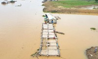 Mòn mỏi ngóng tiền hỗ trợ sau sự cố cá chết trên sông La Ngà (Đồng Nai)