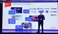 Saint-Gobain Việt Nam ra mắt 3S: Kết nối chủ nhà và thợ thạch cao chuyên nghiệp