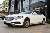 Mercedes-Benz E200 bản nâng cấp về đại lý, giá không đổi