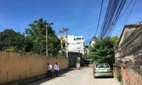 Dự án làm đường hồ Rẻ Quạt: Quận Thanh Xuân nói gì về việc không cho dân góp ý?