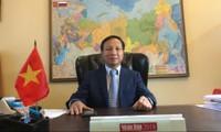 Quan hệ hợp tác Việt - Nga đã trở thành tài sản quý báu của nhân dân hai nước