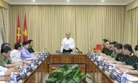 Ban Quản lý Lăng đã hoàn thành nhiệm vụ tu bổ định kỳ Lăng Chủ tịch Hồ Chí Minh