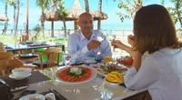 """""""Khám phá"""" nhà hàng hải sản mới toanh siêu hút khách ở Sầm Sơn"""