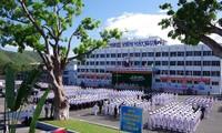 Các học viện, nhà trường Quân đội bước vào năm học mới
