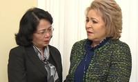 Chủ tịch Hội đồng Liên bang Nga chia buồn sâu sắc với nhân dân Việt Nam