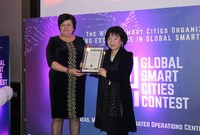 Chủ tịch AIC đoạt giải thưởng quốc tế về mô hình quốc gia thông minh