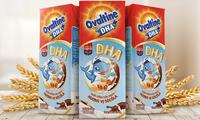 Ovaltine lần đầu tiên ra mắt sản phẩm ca cao lúa mạch có chưa DHA