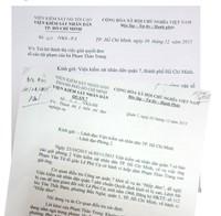 """Vụ án hiếp dâm xảy ra tại quận 7: KSV """"tham mưu"""" sai, vẫn được giao kiểm sát vụ án"""