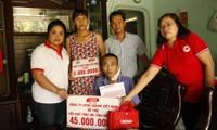 Vedan Việt Nam hỗ trợ y tế cho các bệnh nhân nguy cấp tại Đồng Nai