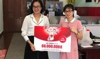 """""""Mừng sinh nhật 27 năm"""": Maritime Bank trao thưởng 66 triệu đồng cùng hàng nghìn quà tặng cho khách hàng"""
