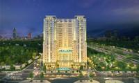 Sắp ra mắt Tháp Diamond Center – Khu cao ốc ven sông Dream Home Riverside
