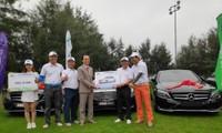 Xuất hiện Hole In One trị giá chục tỷ đồng tại Bamboo Airways Takeoff Golf Tournament 2018