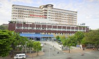 """Cần Thơ: Dấu ấn bệnh viện """"trăm tuổi"""" giữa lòng thành phố"""