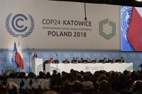 Gần 200 nước nhất trí về lộ trình thực hiện Hiệp định Paris về biến đổi khí hậu: