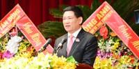 Ông Hồ Đức Phớc tái đắc cử Bí thư Tỉnh ủy Nghệ An