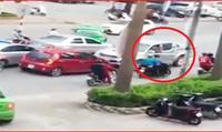 Danh tính tài xế đi bán tải ngược chiều đâm chết một phụ nữ