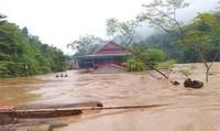 Công an tìm nhóm người tung tin đồn vỡ đập thủy điện Bản Vẽ khiến dân hoang mang