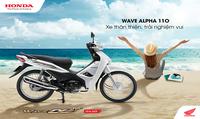"""Honda Việt Nam """"trình làng"""" 3 mẫu xe máy số mới"""