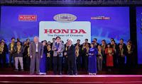 Honda Việt Nam nhận giải thưởng Rồng Vàng năm 2018
