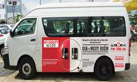 Toyota Việt Nam khuyến nghị người tiêu dùng không nên sử dụng phụ tùng giả