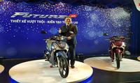 Honda Future FI 125cc mới chính thức ra mắt với giá hơn 30 triệu đồng