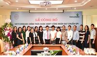 Vietcombank chính thức trở thành ngân hàng GPI đầu tiên tại Việt Nam