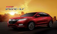 Honda HR-V hoàn toàn mới sắp xuất hiện với mức giá dưới 900 triệu đồng