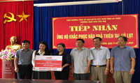 Toyota Việt Nam ủng hộ đồng bào hai tỉnh Lai Châu và Hà Giang