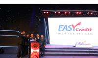 Easy Credit chính thức chinh phục lĩnh vực cho vay tiêu dùng