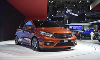 """Honda Việt Nam hé lộ các mẫu xe tốc độ """"khủng"""" trưng bày tại Triển lãm Ôtô Việt Nam 2018"""