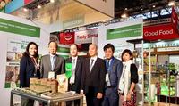 Hapro ký được hợp đồng xuất khẩu nông sản trị giá khoảng 2 triệu USD