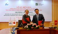 JICA hỗ trợ thị trường cổ phiếu Việt Nam