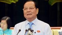 Tân Bí thư Thành ủy TP HCM sẽ do Bộ Chính trị phân công
