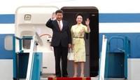 Phát biểu của Chủ tịch Trung Quốc Tập Cận Bình khi đến Hà Nội