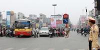 Hướng dẫn về giao thông Hà Nội dịp Đại hội Đảng